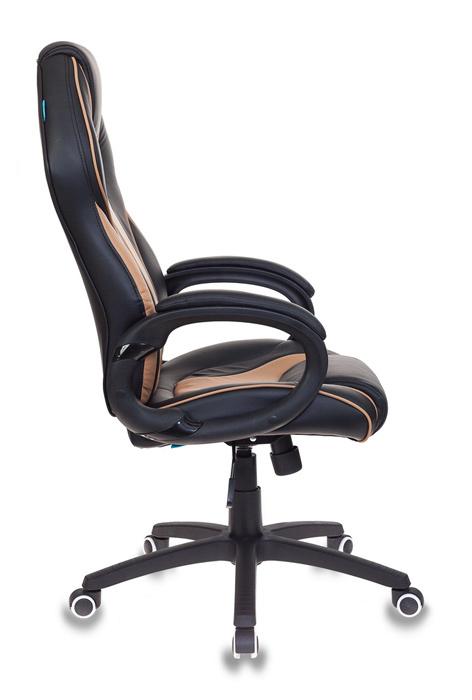 Кресло руководителя Бюрократ T-702/BL+BG