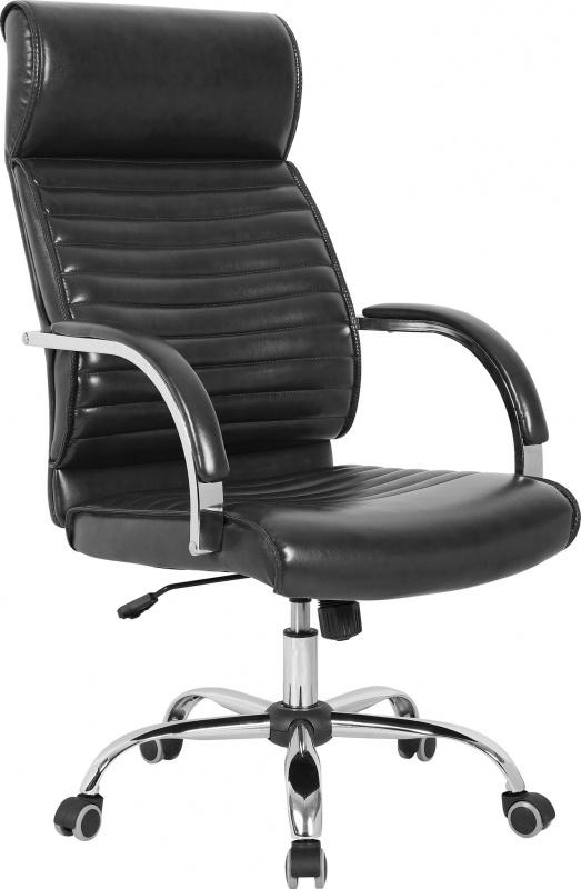 Кресло руководителя Бюрократ T-8010SL/BLACK