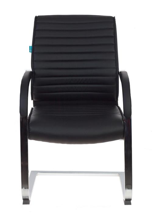 Кресло Бюрократ T-8010-LOW-V/BLACK