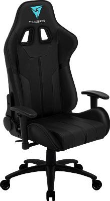 Профессиональное игровое кресло ThunderX3 BC3 B - черное