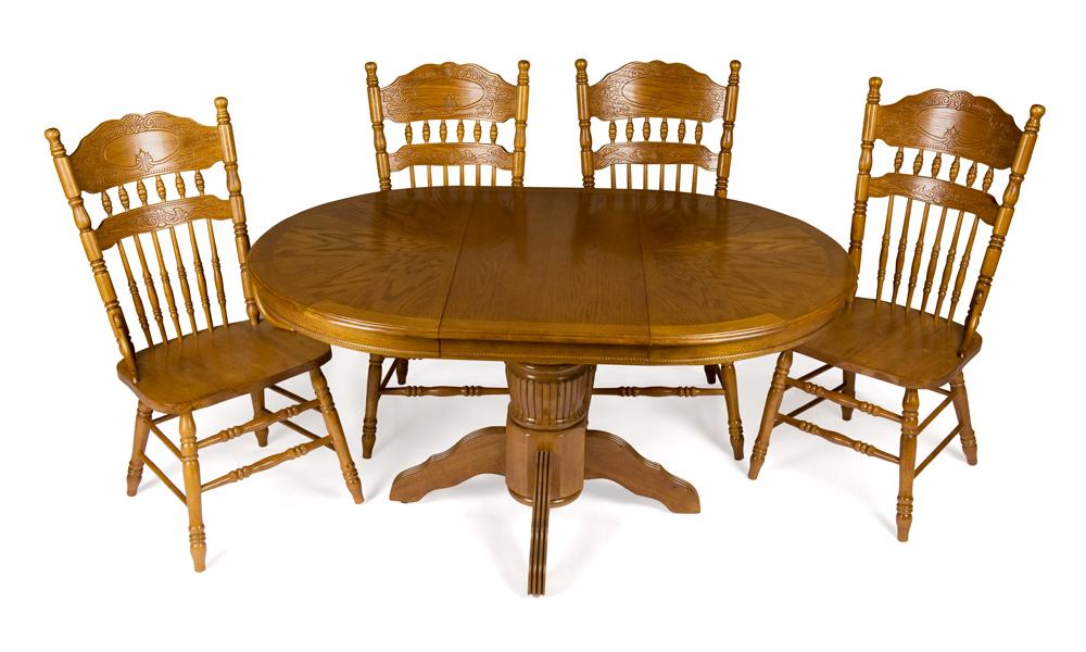 Стол обеденный раздвижной Rochester 4260-STP
