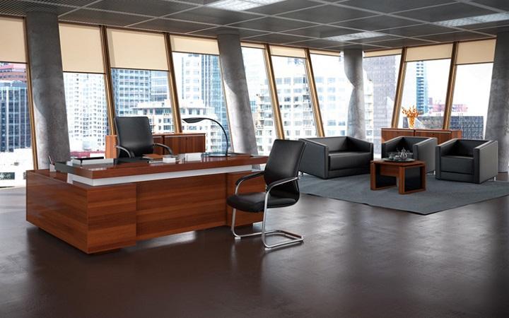 Мебель для кабинета руководителя Liverpool в Новосибирске