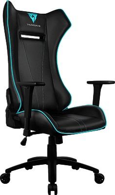 Игровое кресло ThunderX3 UC5 AIR - Морская лагуна, С подсветкой