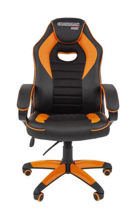 Кресло геймерское CHAIRMAN GAME 16