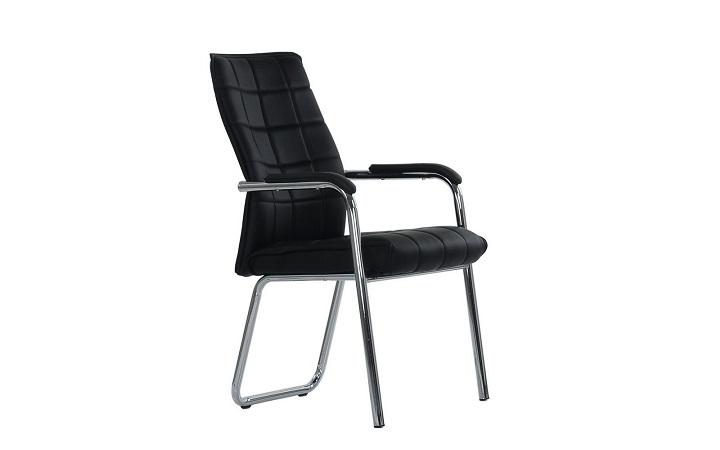 Кресло для посетителей Barneo K-14
