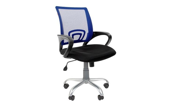 Кресло для оператора CHAIRMAN 696 SILVER