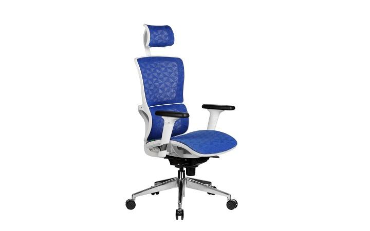 Кресло Riva Chair А8 белый пластик