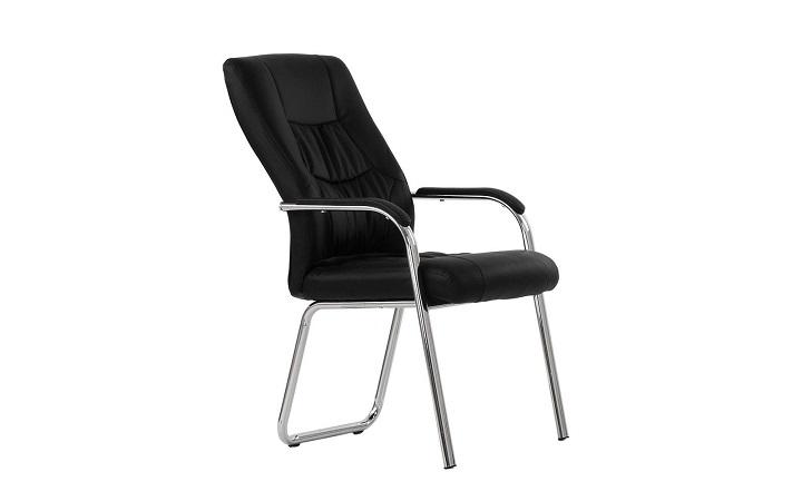 Кресло для посетителей Barneo K-15