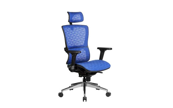 Кресло Riva Chair А8 черный пластик