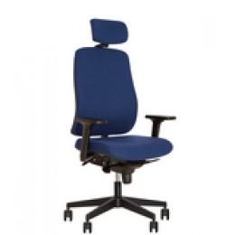 Кресло для персонала ABSOLUTE R HR black WA ES PL70