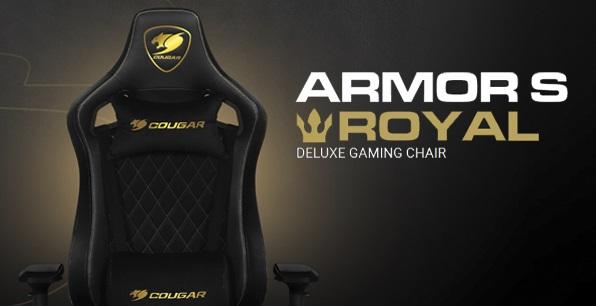 Игровое кресло Cougar Armor S Royal