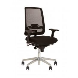 Кресло для персонала ABSOLUTE R net black ES PL70