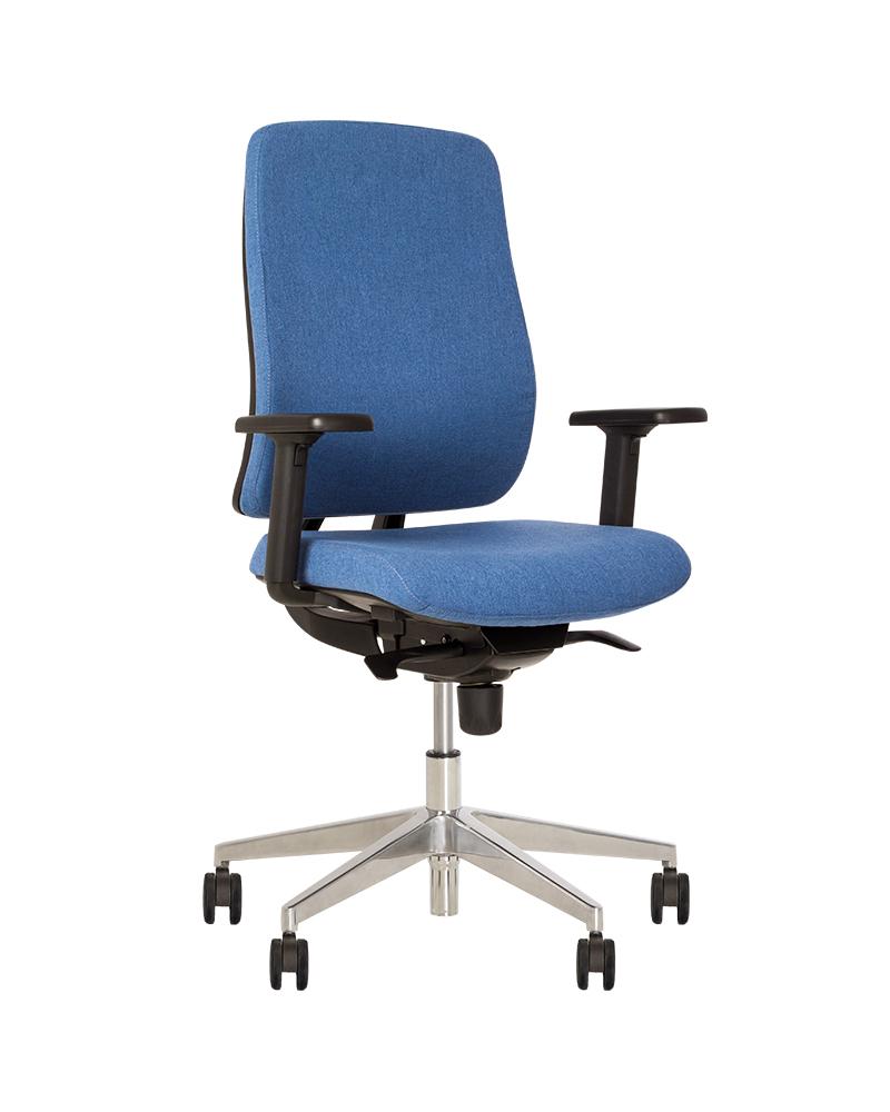 Кресло для персонала ABSOLUTE R black ES AL70