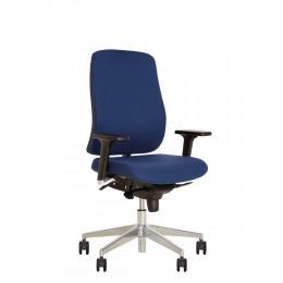 Кресло для персонала ABSOLUTE R net black WA ES AL70