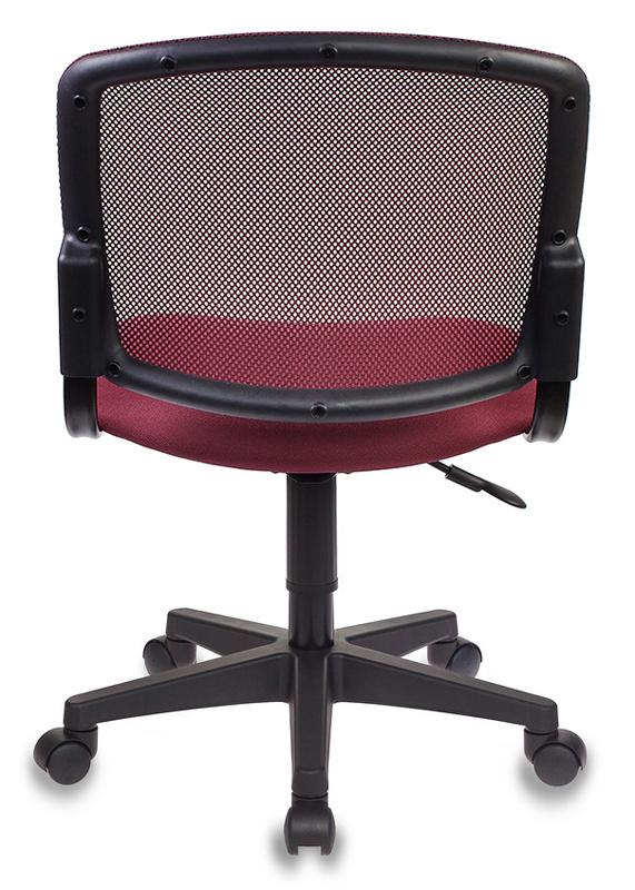 Кресло для оператора Бюрократ CH-296