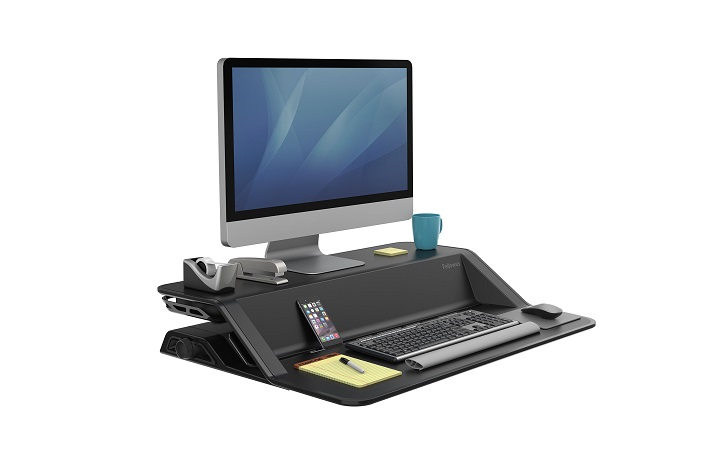Платформа Fellowes Lotus Sit-Stand Workstation FS-00079