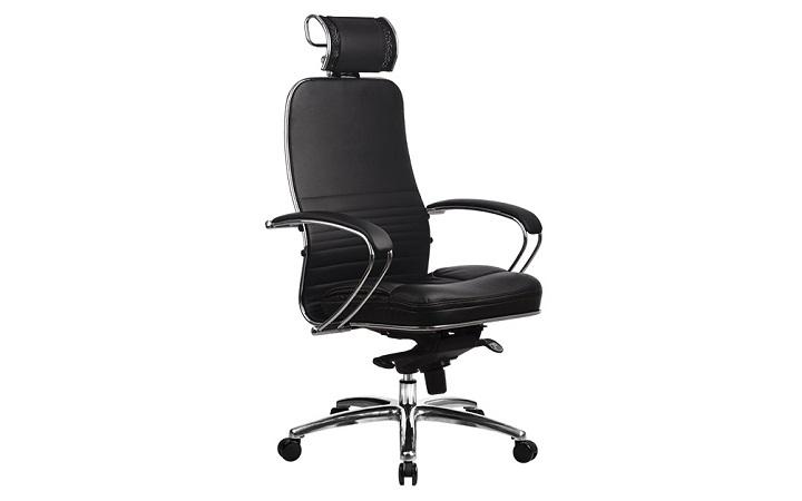 Кресло руководителя Samurai KL-2.03