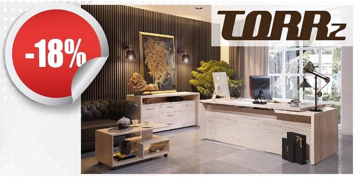 Комплект 4 предмета кабинет руководителя TORR Z