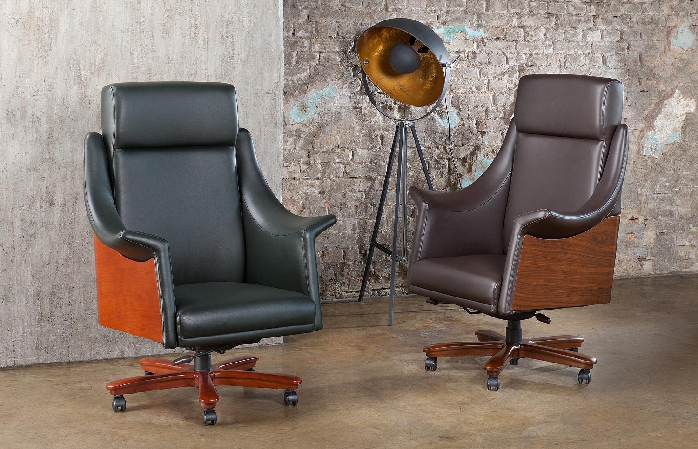 Ритер - классика стильной и серьезной офисной мебели