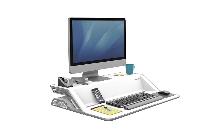 Платформа Fellowes Lotus Sit-Stand Workstation FS-00099