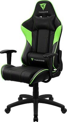 Игровое кресло ThunderX3 EC3 GR зеленый