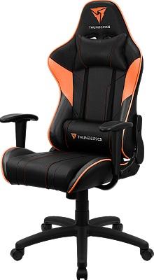 Игровое кресло ThunderX3 EC3 OR оранжевый