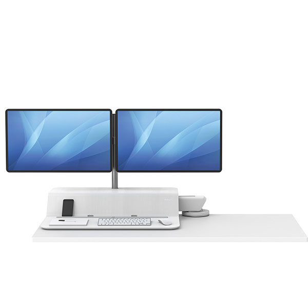 Платформа Fellowes Lotus RT Sit-Stand Workstation FS-80818