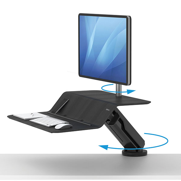 Платформа Fellowes Lotus RT Sit-Stand Workstation FS-80815