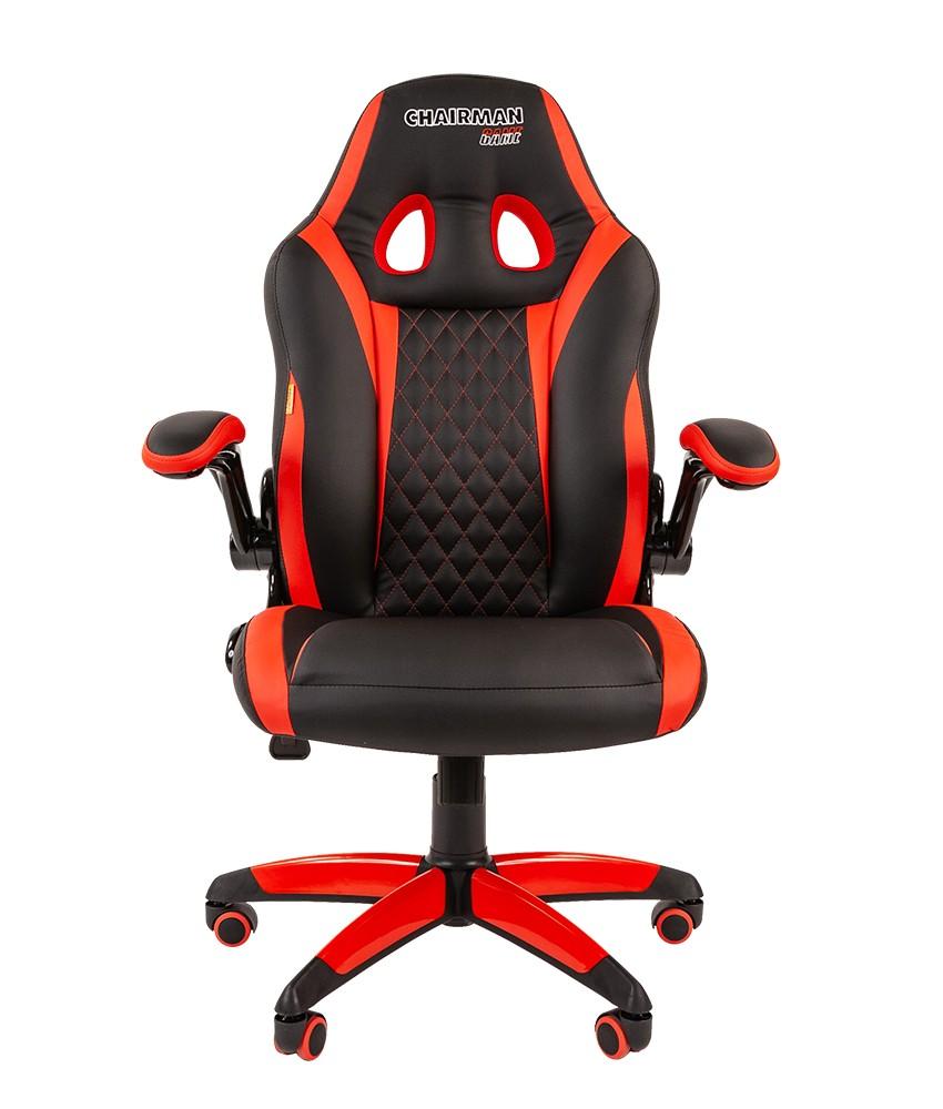 Кресло геймерское CHAIRMAN GAME 15