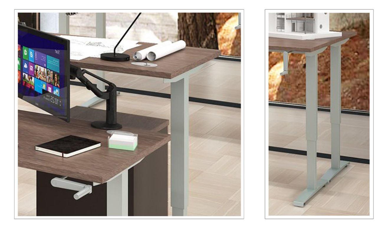 Оперативная мебель для персонала XTEN-UP