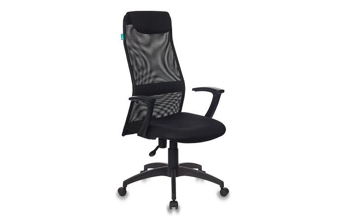 Кресло руководителя Бюрократ KB-8N