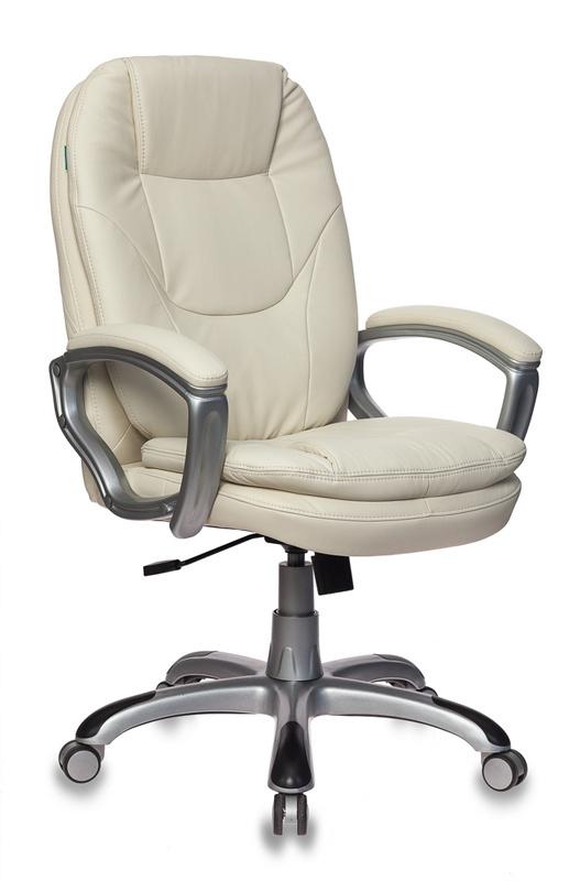 Кресло руководителя Бюрократ CH-868AXSN/WHITE