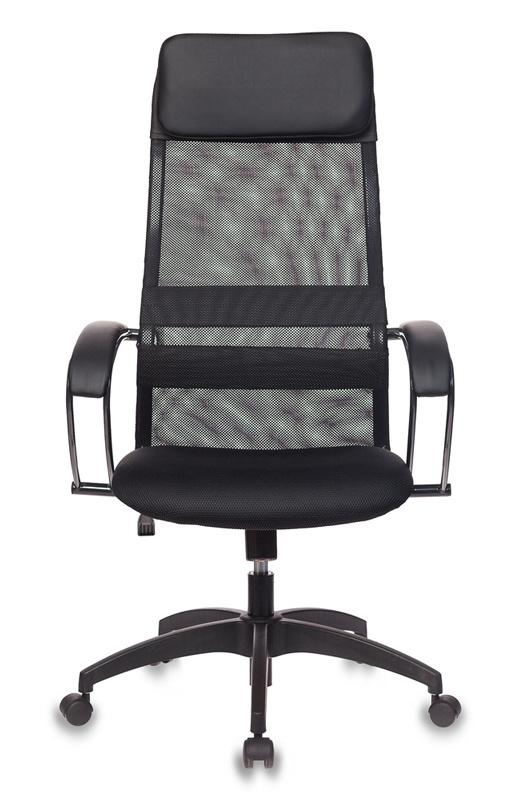 Кресло руководителя Бюрократ CH-608/BLACK