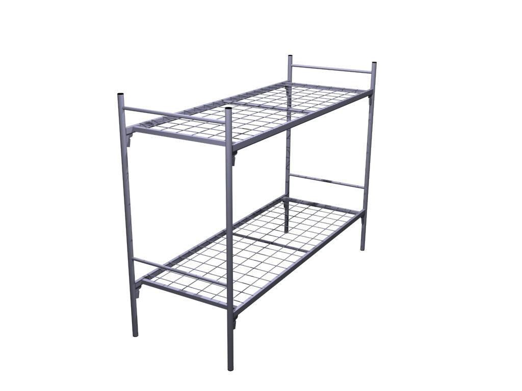 Кровать двухъярусная КД1
