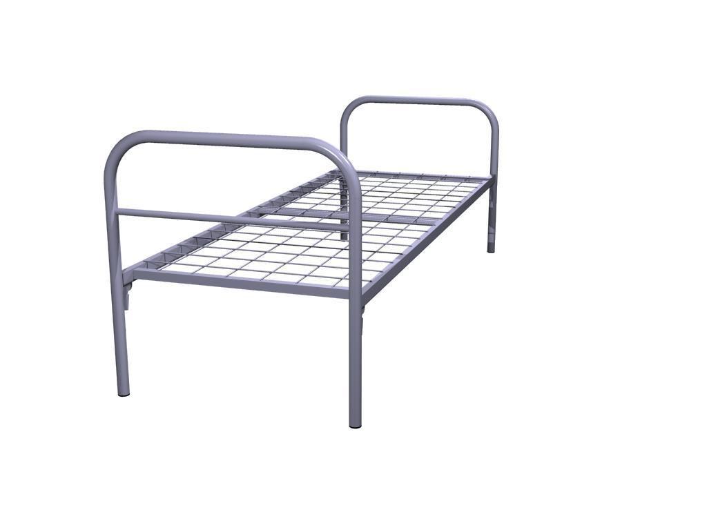 Кровать одноярусная КО2