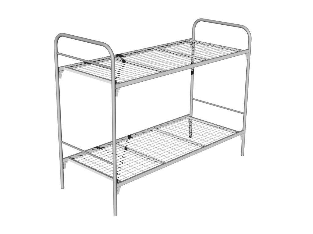 Кровать двухъярусная КД2(800)