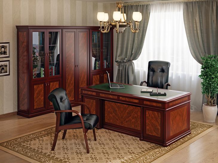 Премиум кабинет руководителя Berkeley
