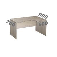 Стол криволинейный Континент-PRO СК140R