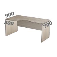 Стол криволинейный Континент-PRO СК160L