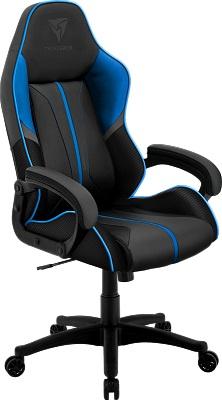 Игровое кресло ThunderX3 BC1 BOSS синий TX3-BC1Ocea