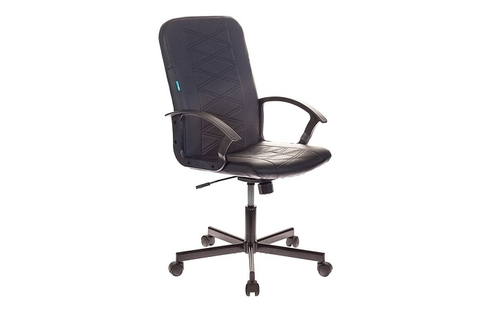 Кресло для оператора Бюрократ CH-550/BLACK