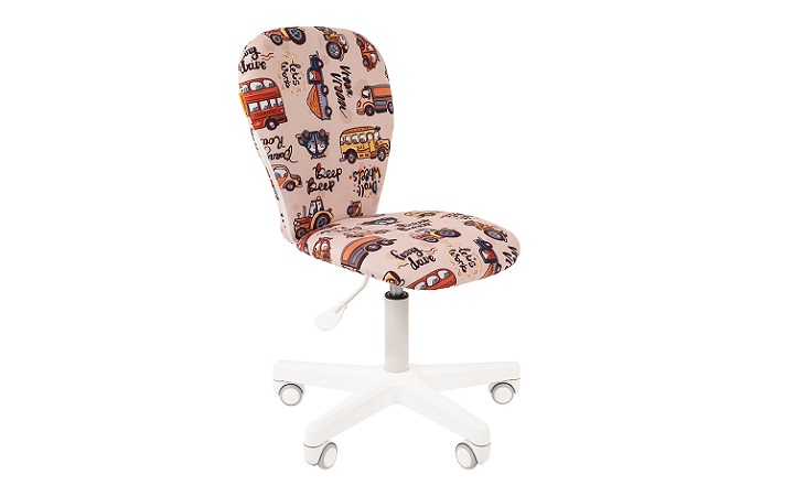 Кресло детское CHAIRMAN KIDS 105 WHITE