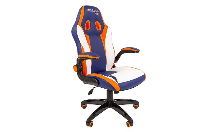 Кресло геймерское CHAIRMAN GAME 15 MIXCOLOR
