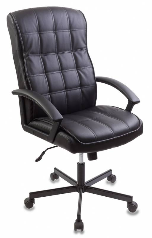Кресло руководителя Бюрократ CH-823AXSN/BLACK