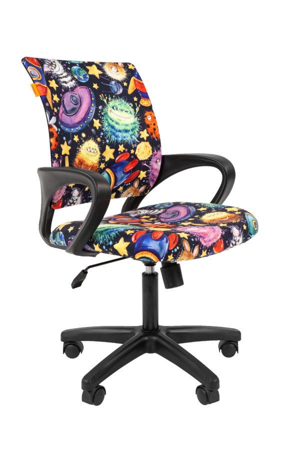 Кресло детское CHAIRMAN KIDS 103 BLACK