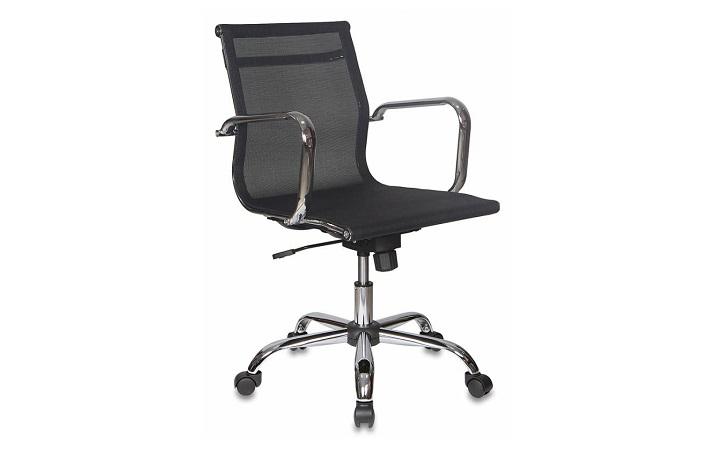 Кресло руководителя Бюрократ CH-993-LOW/M01