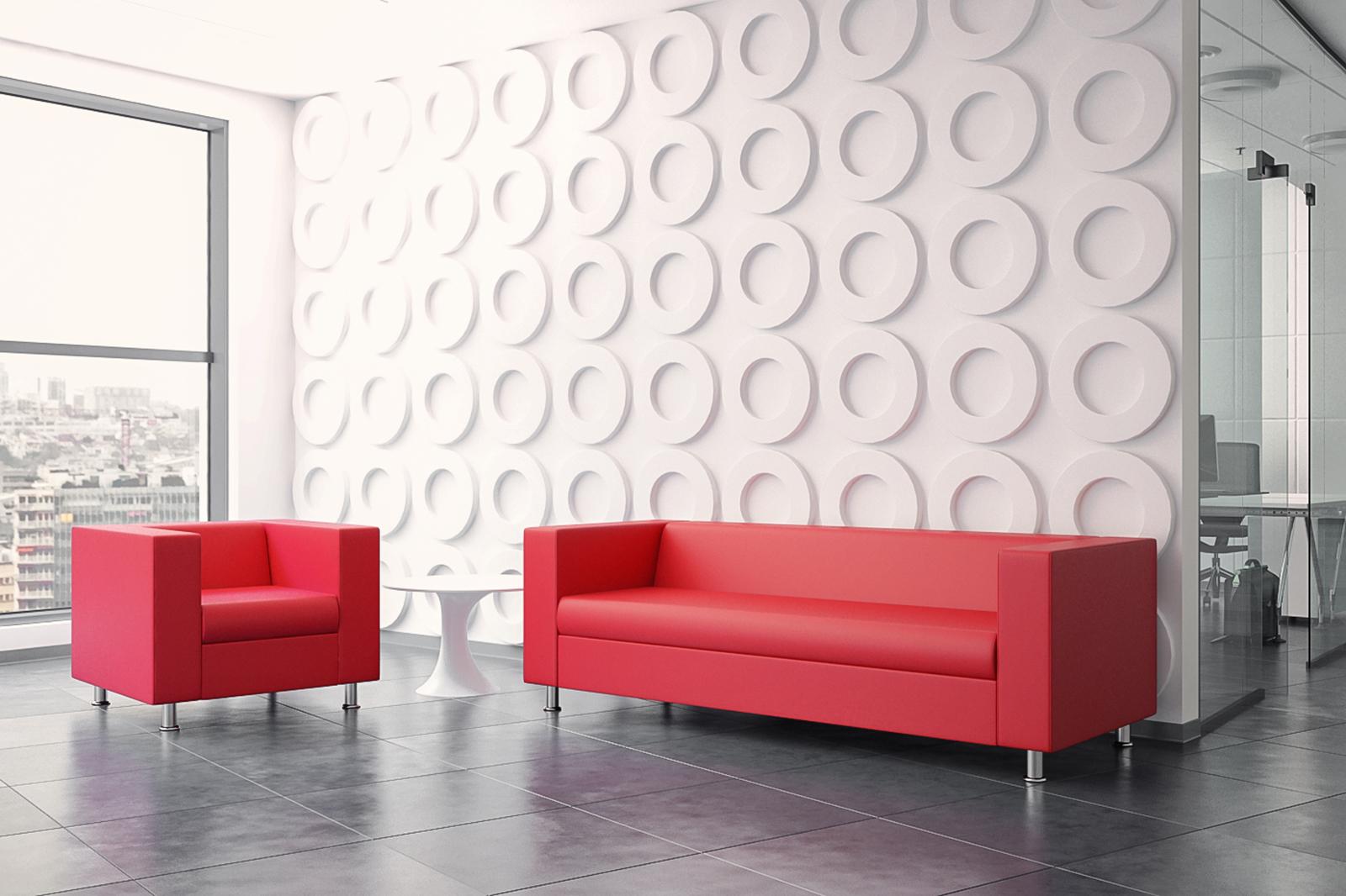 Офисная мягкая мебель CHAIRMAN серии АЛЕКТО