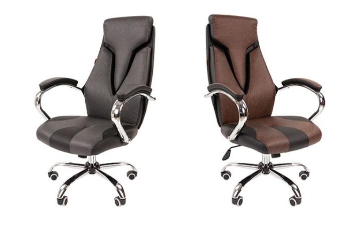 Кресло CHAIRMAN 901 - дизайн созданный для вашей эргономики