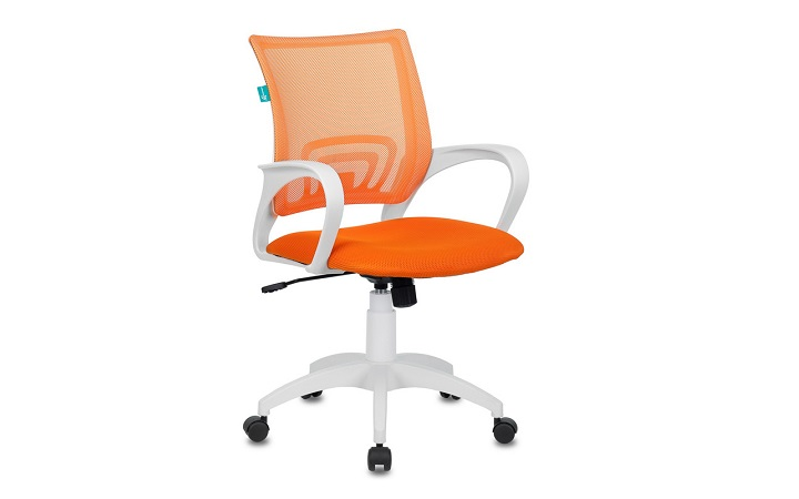 Кресло для оператора Бюрократ CH-W695N
