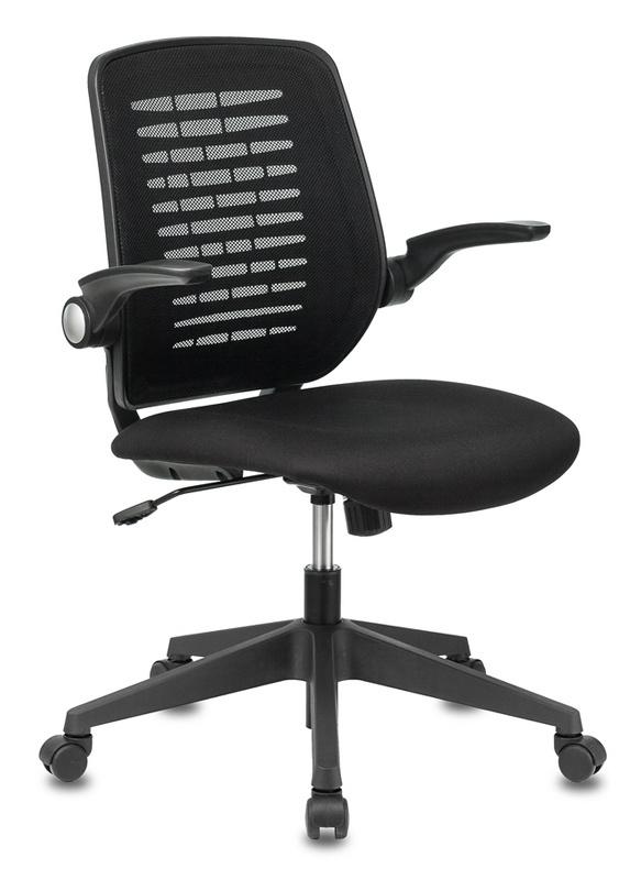 Кресло для оператора Бюрократ CH-495